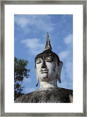 Sukhothai Historical Park - Sukhothai Thailand - 011334 Framed Print by DC Photographer