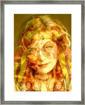 Sum Of All Desires Framed Print by Seth Weaver