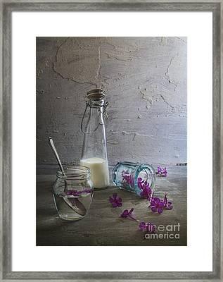 Summer Afternoon Framed Print by Elena Nosyreva