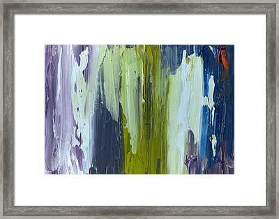 Summer Breeze Framed Print by Kristin Whitney