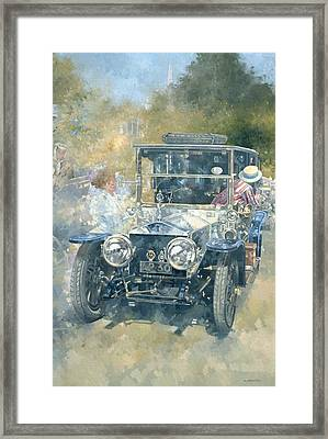 Summer Days  Framed Print by Peter Miller