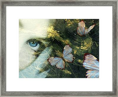 Summer Delight Framed Print by Gun Legler