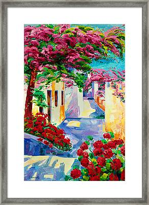 Summer Dream Framed Print by Ivailo Nikolov