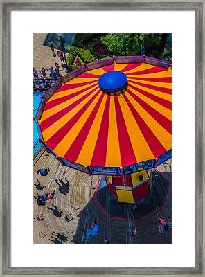 Summer Fun  Framed Print by Julie Palencia
