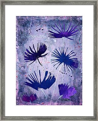 Summer Joy - 25c2 Framed Print by Variance Collections