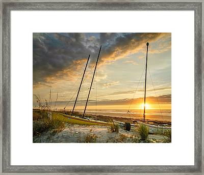 Summer Love Framed Print by Steve DuPree