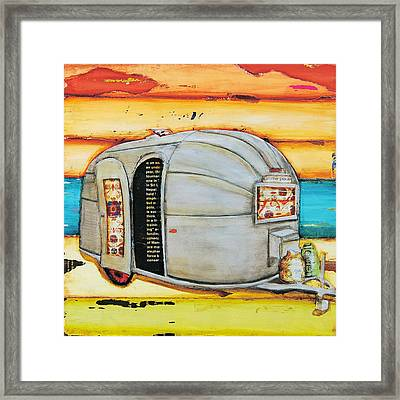 Summer Place Framed Print by Danny Phillips