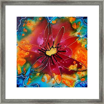 Summer Queen Framed Print by Sharon Cummings