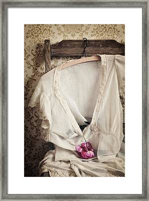 Summer Romance Framed Print by Amy Weiss