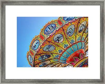 Summertime Classic Framed Print by Heidi Smith