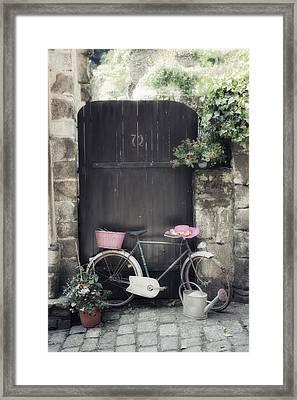 Summertime Framed Print by Joana Kruse