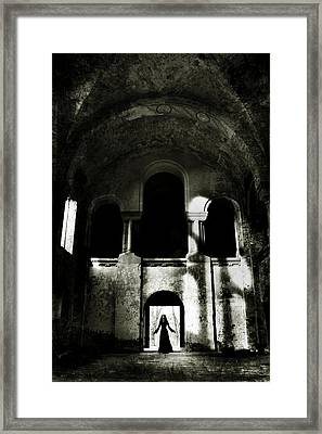 Summoning Framed Print by Cambion Art