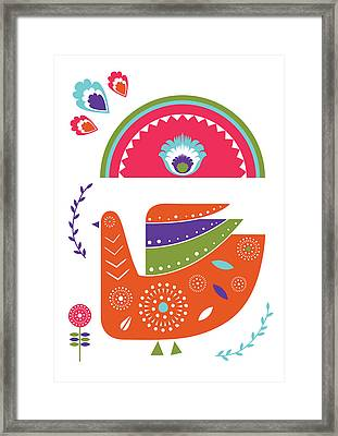 Sun It Rise Framed Print by Susan Claire