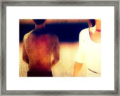 Sunburn Framed Print by Bob Orsillo