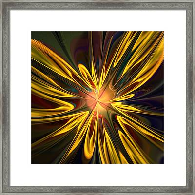 Sunglow Framed Print by Anastasiya Malakhova