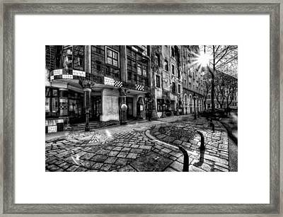 Sunlight Framed Print by Oleksandr Maistrenko