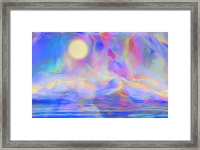 Sunrise Framed Print by Jack Zulli
