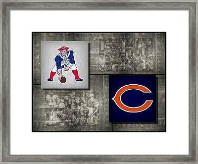 Super Bowl 20 Framed Print by Joe Hamilton