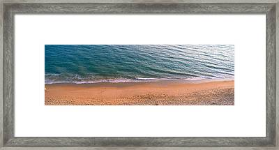 Surf The Algarve Portugal Framed Print by Panoramic Images