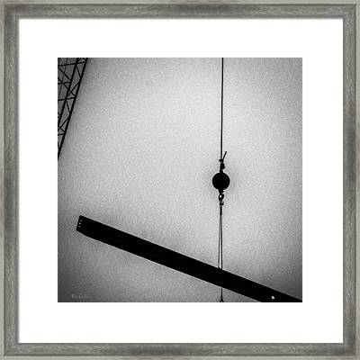 Suspended Framed Print by Bob Orsillo
