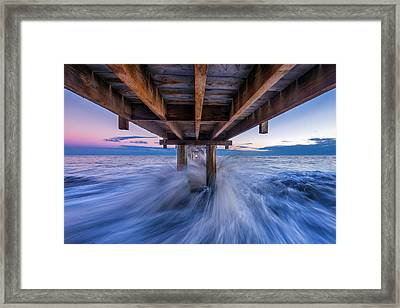 Suspended In Time Framed Print by Hawaii  Fine Art Photography