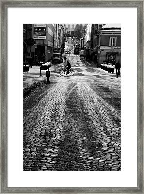Sweden Uppsala Framed Print by Stelios Kleanthous