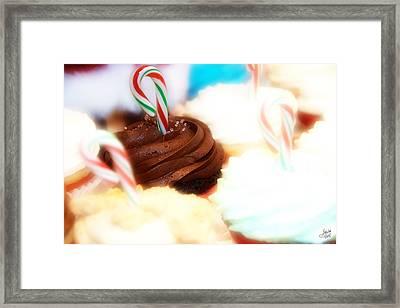 Sweet Christmas Dream Framed Print by Lisa Knechtel