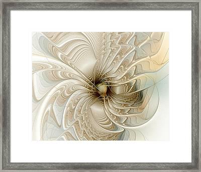 Sweet Dream Framed Print by Amanda Moore