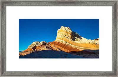 Swirl Framed Print by Chad Dutson