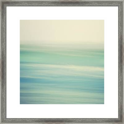 Swish Framed Print by Irene Suchocki