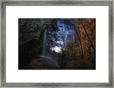 Swiss Fall Framed Print by Joachim G Pinkawa