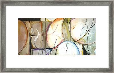 Sylvia Framed Print by Lynn Hughes