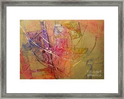 Symphony I Framed Print by Elizabeth Carr
