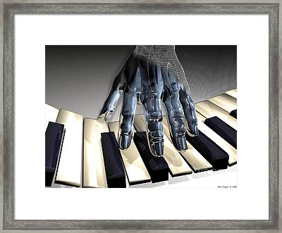 T-age Framed Print by Eric Nagel