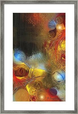 Tabernacle Framed Print by Francoise Dugourd-Caput