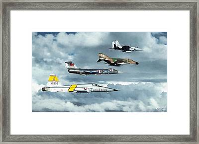 TAC Framed Print by Dale Jackson