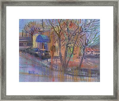 Taco Bell Framed Print by Donald Maier