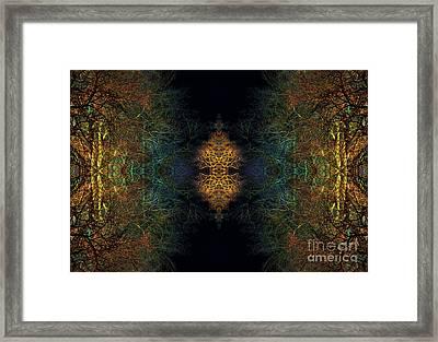 Tagnik Zur Framed Print by Tim Gainey