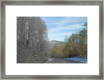 Take A Chance With Travel Framed Print by Betsy Knapp