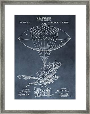 Take Flight Framed Print by Dan Sproul