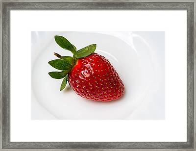 Take My Heart Framed Print by Alexander Senin