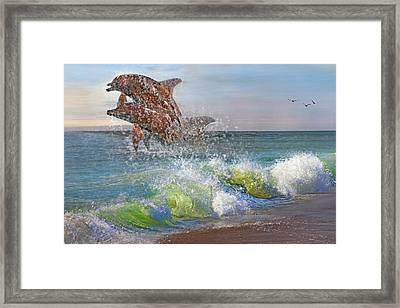 Taken For Granted Framed Print by Betsy C Knapp