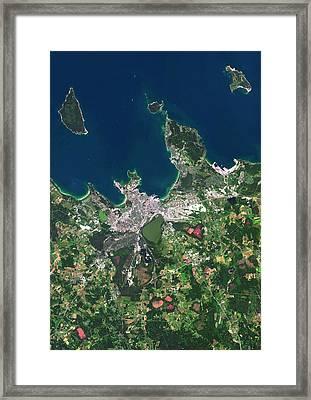 Tallinn Framed Print by Planetobserver