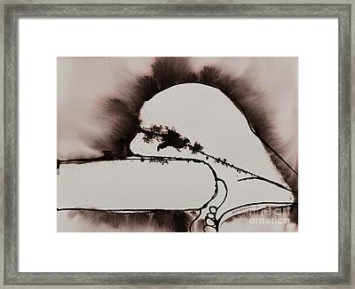 More Than No. 1019 Framed Print by Ilisa  Millermoon