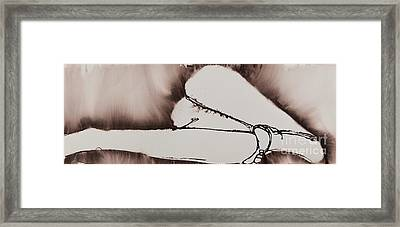 More Than No. 1020 Framed Print by Ilisa  Millermoon