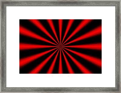 Tantric Framed Print by Mateo Brigande