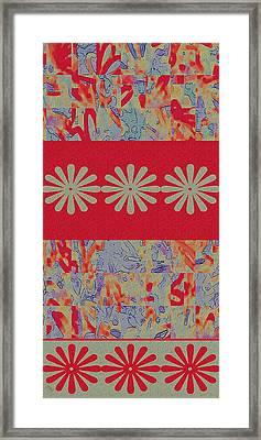 Tapestry Framed Print by Ben and Raisa Gertsberg
