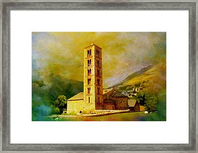Tarraco Framed Print by Catf
