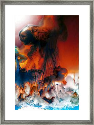 Tartaros Framed Print by Petros Yiannakas