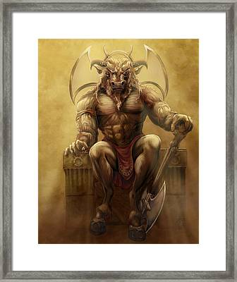 Taurus II Framed Print by Rob Carlos